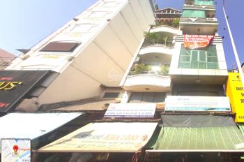 Cho thuê CHDV đường Nguyễn Thái Học 113m2 11 phòng