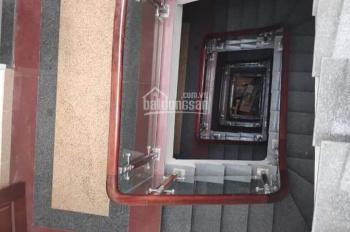 Bán nhà phố Long Biên, 3 làn xe, 6 ô tô tránh kinh doanh sầm uất, 5 tầng, thang máy chò, MT 6m