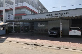 Cho thuê mặt bằng Xa Lộ Hà Nội - P. An Phú 520m2. Giá 80 triệu