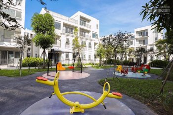 Bán biệt thự đơn lập The Manor Central Park: 400m2 - 3 mặt tiền - full nội thất. Giá bán 139tr/m2