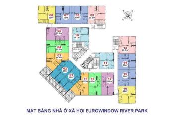 Phòng kinh doanh Eurowindow nhận hồ sơ thuê mua nhà ở xã hội Eurowindow River Park LH: 0979581595