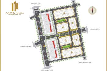 Nhận ký gửi, môi giới, mua bán dự án An Phú NewCity Q2 mặt tiền Nguyễn Hoàng 0903358083
