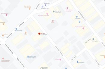 HXH 149 Lê Thị Riêng Q1, đất vuông vức nở hậu, tiện xây mới