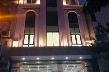Nhà phố Trần Vỹ - Mai Dịch 9 tầng, 1 hầm 135m2, chính chủ