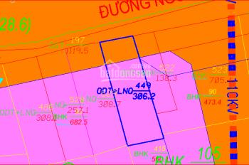 Bán đất đường Ngô Gia Tự, TT Cam Đức 9,6x30m thổ cư & nở hậu