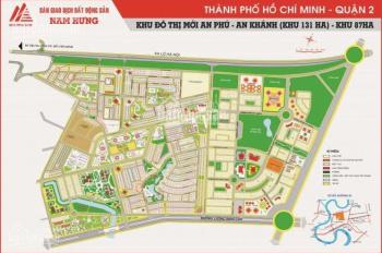 Bán nền An Phú An Khánh, đường 28B (khu C, 4mx20m, giá 12 tỷ) 0949003009 Vinh