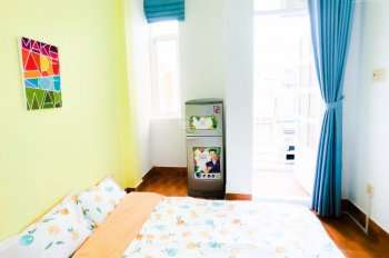 Phòng full nội thất có bếp Nguyễn Trãi trung tâm Q1