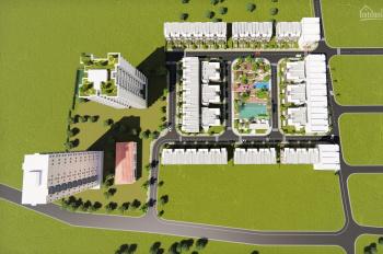 Bán căn nhà phố B19 lô góc 112m2 DTXD 229,4m2, đường 12m giá 4.9 tỷ dự án Pax Residence Nhà Bè