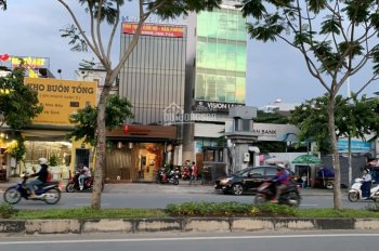 Cho thuê nhà MT Nơ Trang Long, P. 12, Bình Thạnh, DT 7x15m, giá thuê 50tr/th cách BV Ung Bướu 200m