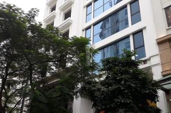 Bán tòa nhà văn phòng D21 Dịch Vọng Hậu. Diện tích sổ đỏ 146.8m2, mặt tiền 8,16m, 8 tầng thang máy