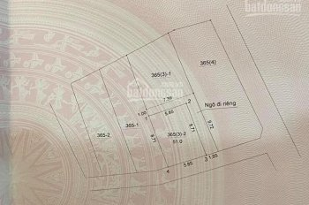 ĐẤT CÁCH AEON MALL 600M --- GARA 7 CHỖ --- THOÁNG --- 51M CHỈ 55 Tr/m
