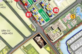Cần tiền bán gấp căn shop chân đế Ruby dự án Vinhomes Ocean Park, phục vụ khoảng 2500 căn hộ