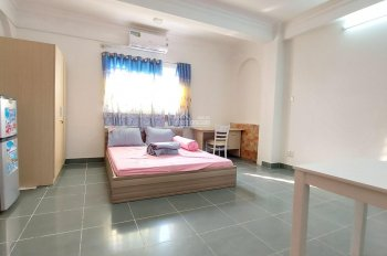 Phòng full tiện nghi mới, 40m2, 3,5tr, ngay chợ Hạnh Thông Tây, trung tâm Gò Vấp