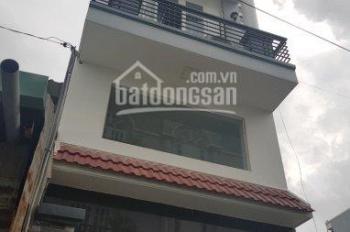 Chính chủ bán nhà đường 1 sẹc Bùi Tư Toàn, An Lạc, nhà 1 trệt 1 lửng, 2 lầu, mái bằng