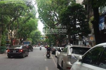 Cho thuê nhà mặt phố 4 tầng Nguyễn Hữu Huân, Hoàn Kiếm. Nối liền phố Lý Thái Tổ, gần hồ Hoàn Kiếm