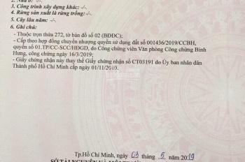 Bán 85m2 đất khu dân cư Phong Phú, Bình Chánh, Hồ Chí Minh, thuộc dự án 13c