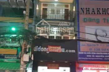 Nhà mặt tiền cho thuê đường Phan Văn Trị, Bình Thạnh