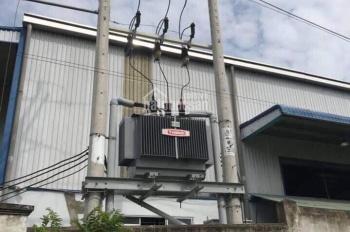 Bán xưởng tại Tân Phước Khánh giá rẻ. DT gần 8000m2 SKC 100%