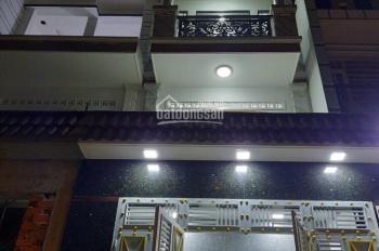 Nhà đẹp An Dương Vương, DT 4 x 17m, 1 trệt, 1 lửng, 2 lầu, ST Bình Tân, HCM 090.360.1451