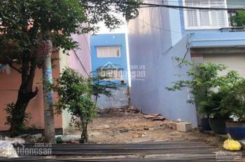 Bán đất đường Bùi Minh Trực (Q. 8), sổ hồng riêng, xây dựng tự do, gần ngõ giao Bông Sao