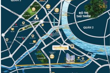 Cần tiền bán sang nhượng gấp căn hộ Charmington Iris, 67.51m2, tầng 12b, view sông, không chênh