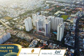 Bán căn 2PN cuối cùng của dự án Central Premium, ưu đãi TT 30%. LH: 0933.106.184