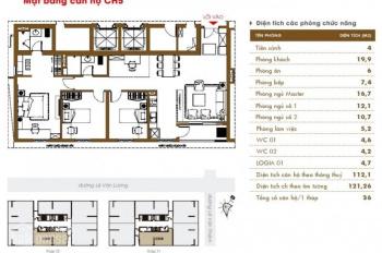 Bảng hàng đợt cuối DA Times Tower, full nội thất, nhận nhà ở ngay, giá TT từ CĐT. LH: 0979618459