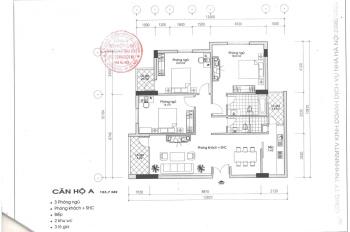 Bán nhanh chung cư OCT 3B Resco Cổ Nhuế 17,5 triệu/m2 chính chủ