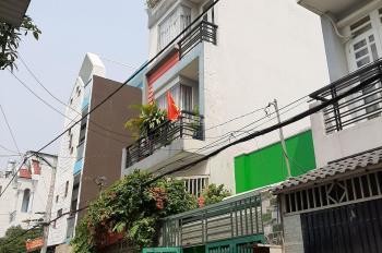 Bán nhà hẻm đẹp nhất khu vực đường Bình Thành, P BHH B, Bình Tân, 4x15m, đúc 5 tấm, giá 4tỷ550