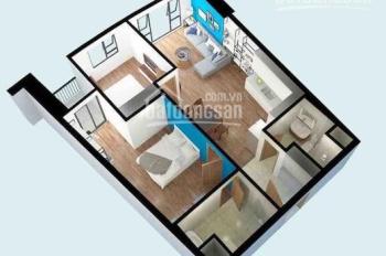 Cho thuê căn hộ 2PN 85m2 Mipec Riverside