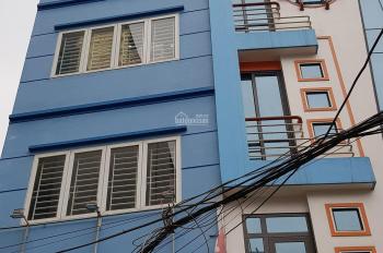 CC cho thuê nhà phố Võng Thị, diện tích 35m2 x 5 tầng, nhà mới, đầy đủ đồ, giá 10 tr/th
