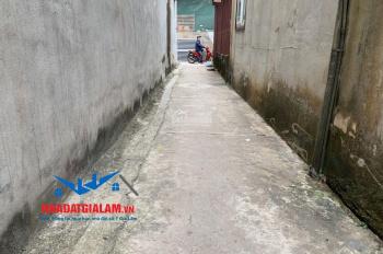 Bán gấp 31m2 đất ngõ xe máy Cửu Việt, Trâu Quỳ, rẻ nhất Gia Lâm. LH 097.141.3456