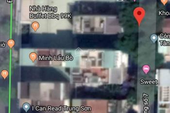 KDC Trung Sơn, Bình Chánh, bán nhà MT chính Đông đường Số 7, KDC Trung Sơn, Bình Hưng, BC, TPHCM
