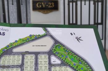Biệt thự Vinhomes Green Villas nhận nhà ngay, giải ngân 65% miễn lãi và gốc, tặng 2 cây vàng