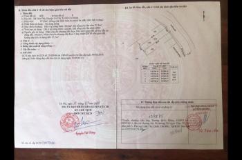 Chính chủ bán đất mặt tiền đường Sông Lu, xã Hòa Phú, Củ Chi, giá 1,7 tỷ, diện tích 134m2