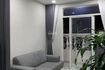 Chính chủ cho thuê căn 62m2, 2PN, 2WC Grand Riverside Q4, nhà và nội thất mới, cam kết rẻ nhất Q4