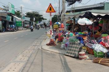 Mặt tiền đường Vườn Lài, diện tích 107m2 giá 12 tỷ ngay chợ kinh doanh buôn bán