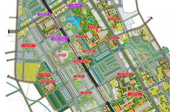 Đất nền mặt tiền đường 33m trung tâm thị trấn La Hà, hỗ trợ thanh toán trong vòng 6 tháng