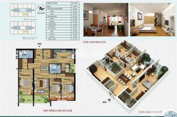 Chính chủ bán 2 căn chung cư CT4 Vimeco, Nguyễn Chánh DT 141m2, 148m2. 31,5tr/m2 CC: 0904897255