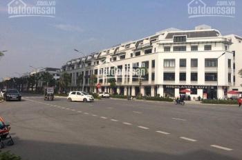 Cho thuê Shophouse Vinhomes Gardenia đường Hàm Nghi Mỹ Đình 93 m2 x 5 tầng, 70tr