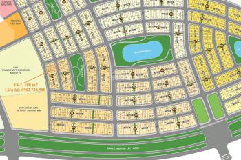 Cần đất khu F4 nền số 2 khu đô thị Golden Bay 602 mặt tiền Nguyễn Tất Thành, giá chỉ 1 tỷ 200