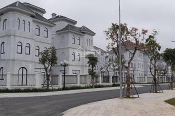 Bán lô ngoại giao biệt thự đơn lập Vinhomes Green Villas, DT 236.3m2 giá 30,9 tỷ. LH 0937996015