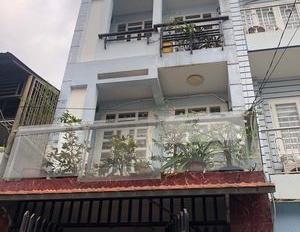 Bán nhà hẻm 134 Thành Thái, quận 10, DT: 4.5 x 16.3m, 2 lầu. Giá chỉ 14.6 tỷ TL
