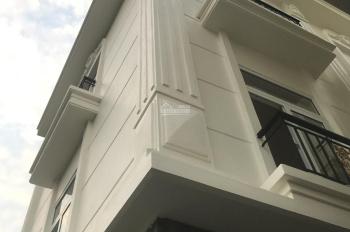 Bán nhà mới 3 tầng 1 tỷ 250, hướng Tây DT 35 m2 xã An Khánh
