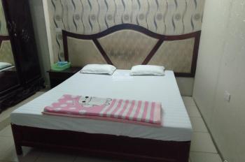 Cho thuê nhà làm căn hộ dịch vụ tại Kim Giang, diện tích 7 tầng, thiết kế 21 phòng, LH 0963376379