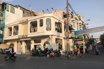 Cho thuê 2 mặt tiền Nguyễn Cư Trinh - gần Trần Hưng Đạo Q1 DT 6x18m, 2 tầng, giá 110 triệu/th