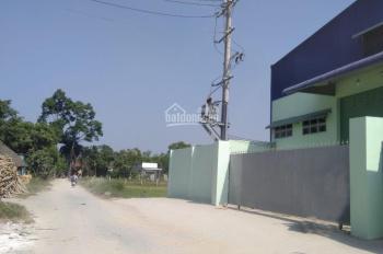 Bán xưởng 1200m2 mới xây đầy đủ điện nước 3 pha PCCC. LH 0936787279