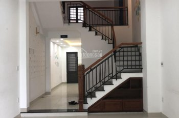 Cho thuê nhà 4 tầng thết kế lệch tầng đường Tân Lập 1 thông  từ Đống Đa qua Trần Quý Cáp