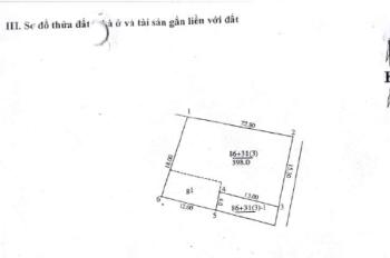 Bán nhà ngõ 154 Bắc Cầu, Long Biên, Hà Nội, ô tô đỗ cửa