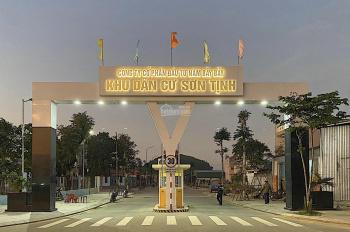Thật dễ dàng sở hữu đất nền tuyệt đẹp tại dự án KDC Sơn Tịnh - Quảng Ngãi với giá chỉ 10,2tr/m2